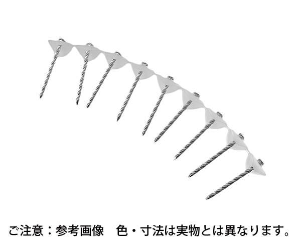 螺子 釘 直営ストア ボルト ナット アンカー 新入荷 流行 ビス 金具シリーズ 約30連 入数 サイズ クリアー ハイロジック 1箱 ポリカー連結傘釘