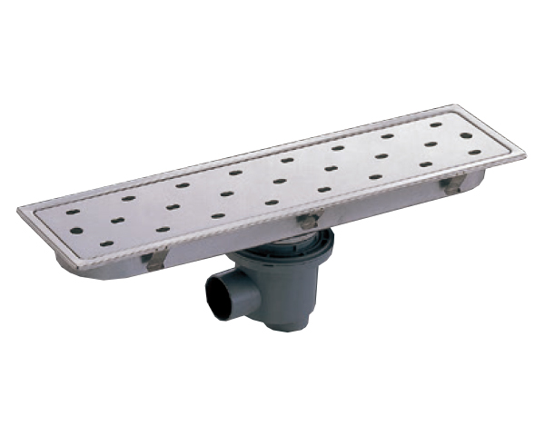 トラッピーセンター排水 150タイプ 598×148 【サヌキ】