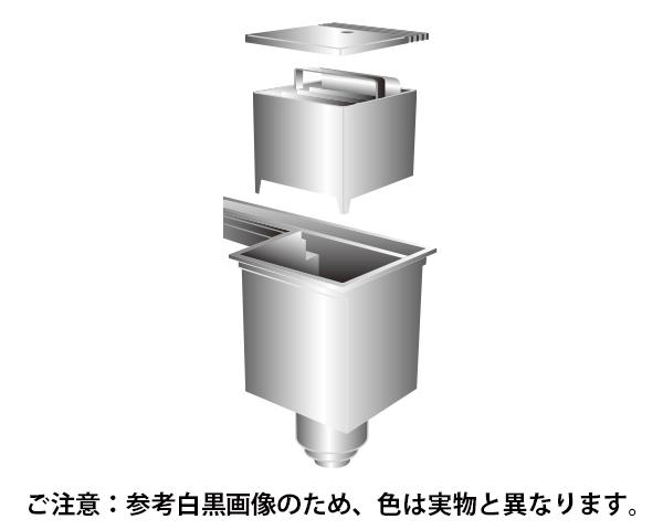 流れーる 右排水 148×243×1500 【サヌキ】