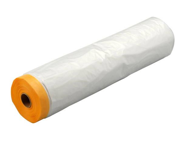 和紙テープ付き養生マスカー 1-00×35m巻 60巻【エムエフ】