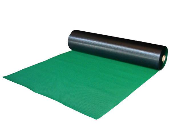 塩ビシート ピラマット 1.8tx1000ミリ幅x20m巻 緑1本【エムエフ】