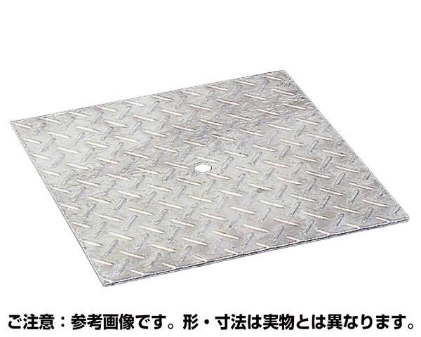 OKB-45B スチール製縞鋼板ます蓋 520×26