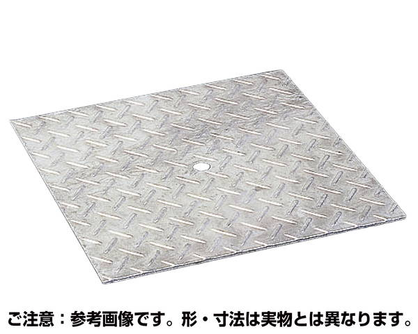 OKB-60B スチール製縞鋼板ます蓋 670×26