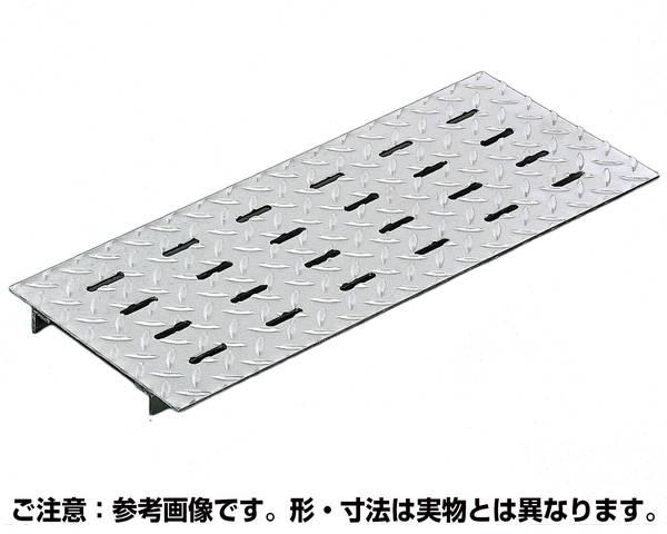 ステンレス製排水用ピット蓋 縞鋼板製 ズレ止付 100