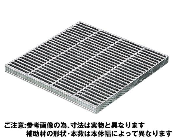 OKFX-P3 55-25スチール製集水桝用ます蓋 細目ノンスリップタイプ【奥岡製作所】