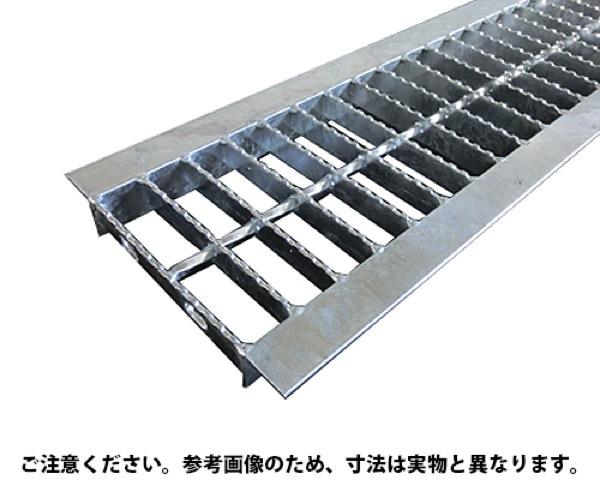 OKUN-5 25-25並目ノンスリップ溝蓋グレーチングOKUN-5 25-25【奥岡製作所】