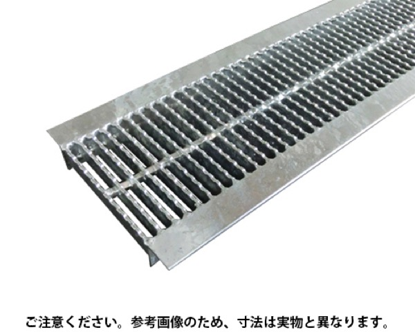 OKUN-P3 24-25並目ノンスリップ溝蓋グレーチングOKUN-P3 24-25【奥岡製作所】