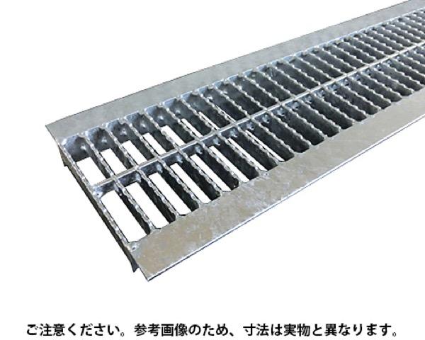 OKUN-M3 25-25中間目ノンスリップ溝蓋グレーチングOKUN-M3 25-25【奥岡製作所】