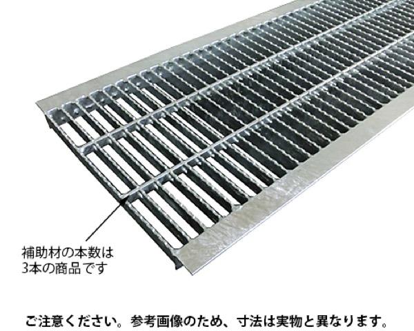 OKUN-M5 45-25中間目ノンスリップ溝蓋グレーチングOKUN-M5 45-25【奥岡製作所】