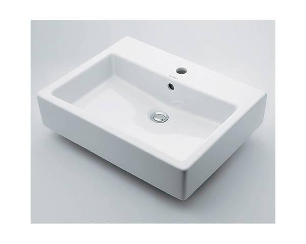 角型洗面器1ホール #DU-0452600000【カクダイ】, screw:e58f9da0 --- ero-shop-kupidon.ru