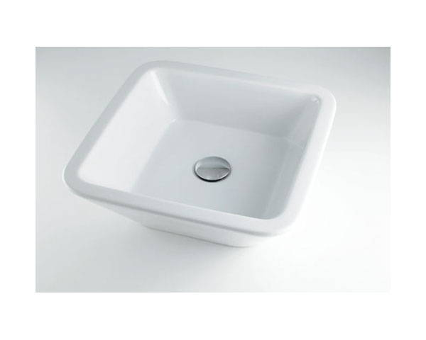 角型洗面器 #LY-493205【カクダイ】