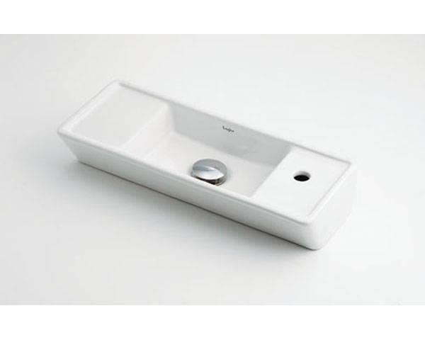 角型手洗器 493-064【カクダイ】