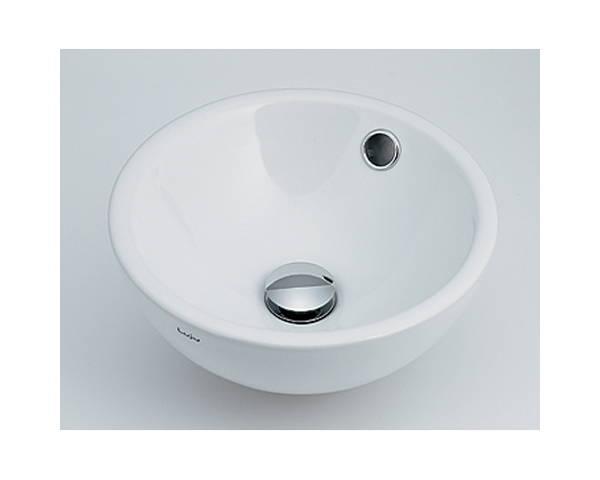 丸型手洗器 493-018【カクダイ】