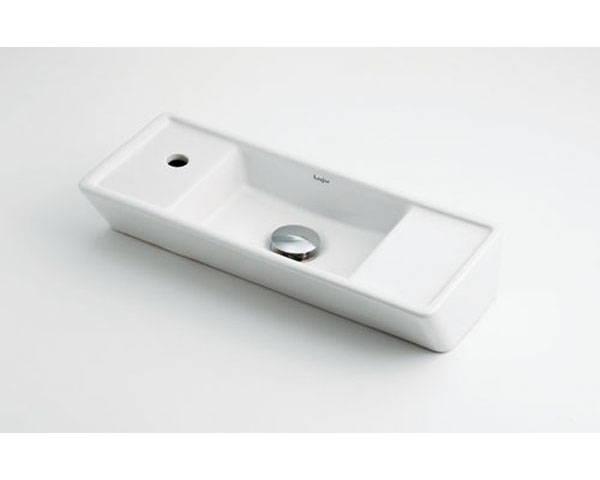 壁掛手洗器 493-067【カクダイ】