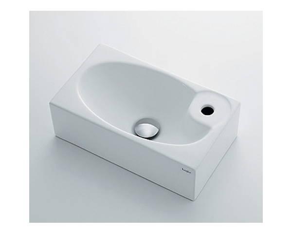 壁掛手洗器 493-084【カクダイ】