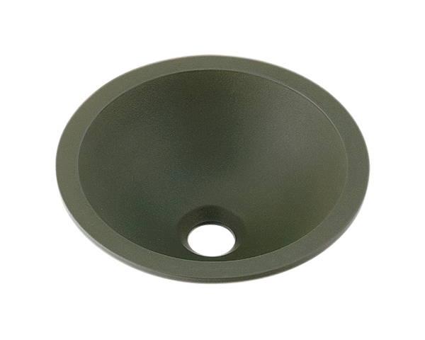 丸型手洗器松葉 493-013-YG【カクダイ】