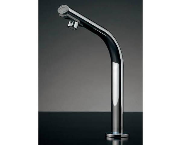 小型電気温水器(センサー水栓付) 239-001-3【カクダイ】