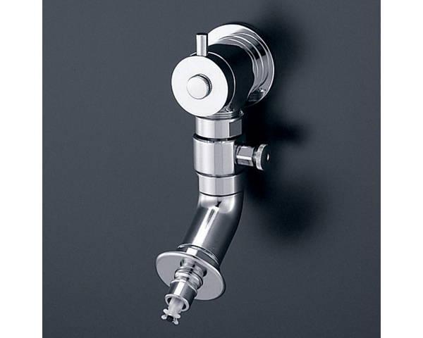 洗濯機用水栓(ストッパー付) 721-608K-13【カクダイ】