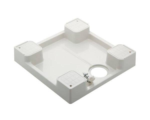 洗濯機用防水パン(水栓付) 426-501K【カクダイ】