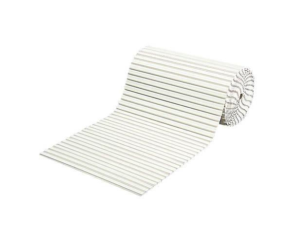 シャッター式風呂フタ(アイボリー) 2490C-750×10【カクダイ】