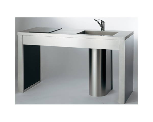 楽天 ステンレスフレームキッチン 457−000−150L【カクダイ】:暮らしの百貨店-木材・建築資材・設備
