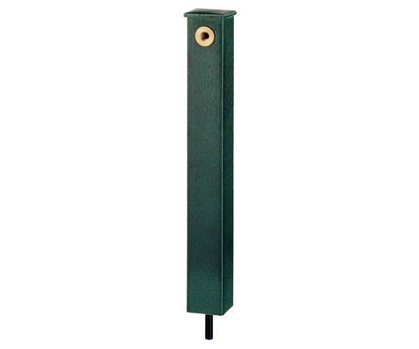 庭園水栓柱(濃茶) 624-193【カクダイ】
