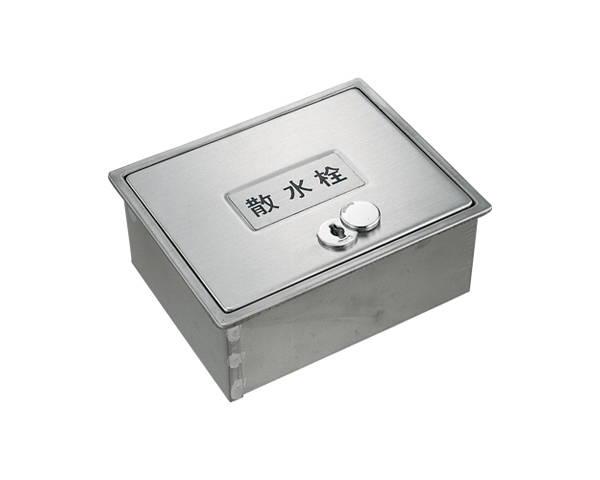 散水栓ボックス(カギ付) 6260【カクダイ】