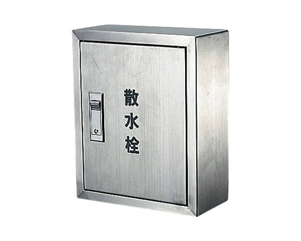散水栓ボックス露出型(300×250) 6269【カクダイ】