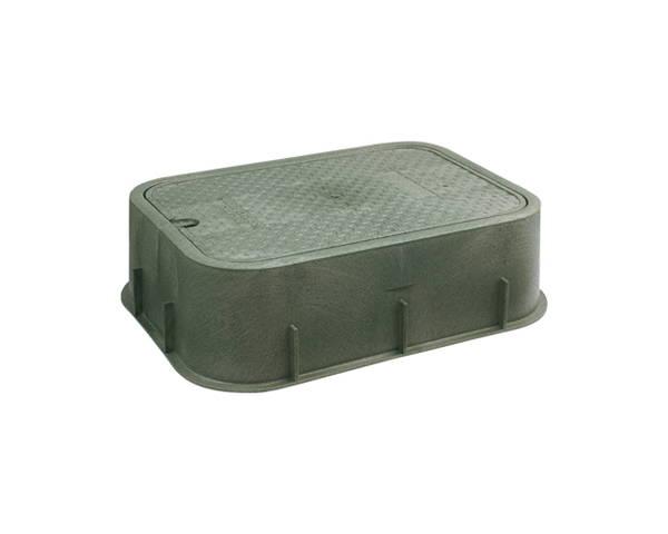 水力発電自動弁用ボックス 504-010【カクダイ】