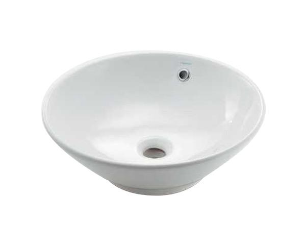#CL-WB1504 丸型洗面器【カクダイ】