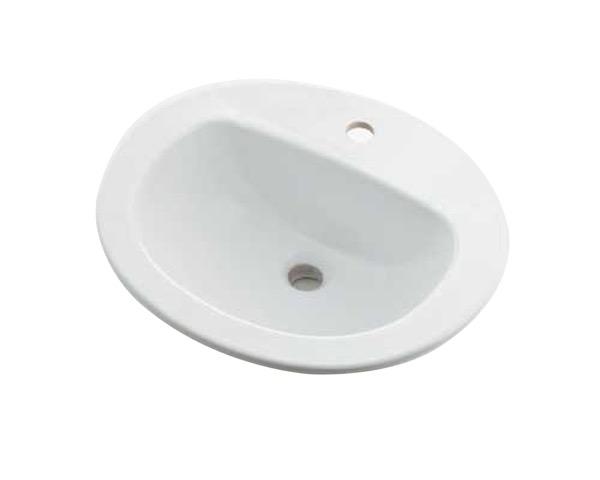 #CL-WB1506 丸型洗面器【カクダイ】
