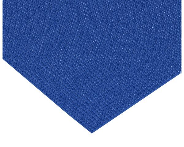 MR1430623 ダイヤマット青1m×10m約3.5mm【テラモト】