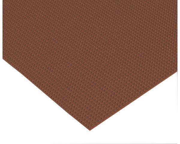 MR1430624 ダイヤマット茶1m×10m約3.5mm【テラモト】