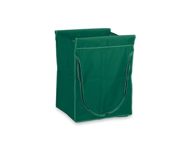 DS2265501 スタンディングカート(替袋E)緑ファスナー付小【テラモト】