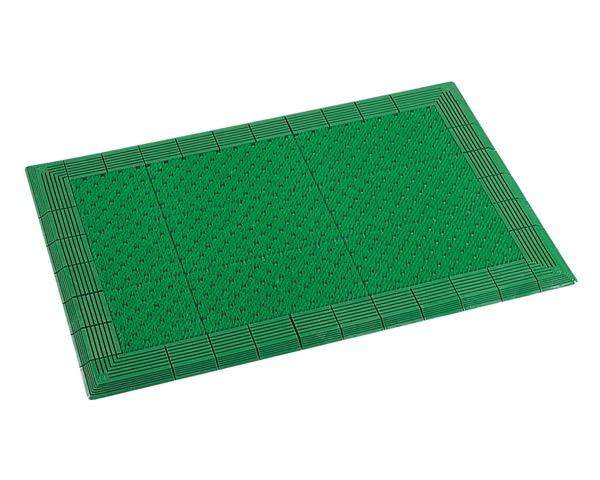 MR0520401 テラエルボーマット緑600×900約17.5mm【テラモト】