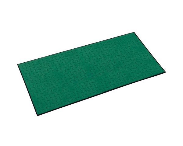 MR0261461 エコレインマットグリーン900×1500約10.1mm【テラモト】