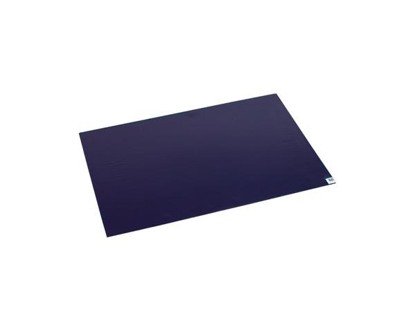 MR1237403 粘着マットシートBS青60枚層60×90工場用約3.5mm【テラモト】