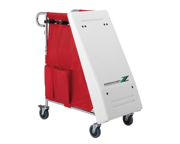 DS2271402 エアロカートZ赤本体:約W495×D882×H962mm【テラモト】