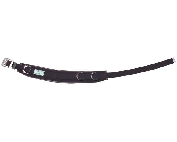 DB-R96DS-BKL 柱上安全帯用ベルト カーブタイプ【ジェフコム】