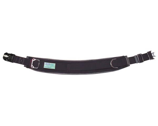 DB-R98DS-BK1 柱上安全帯用ベルト カーブタイプ・ワンタッチタイプ【ジェフコム】