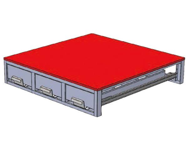SCT-F02 システムキャビネット【ジェフコム】