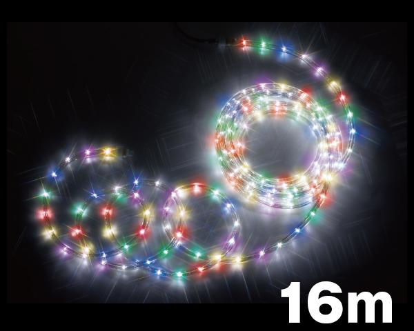PR-E340-16RGBWP LEDソフトネオン(40mmピッチ・ミックスカラータイプ)【ジェフコム】