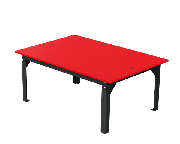 SCT-TS03 バンキャビネット(テーブル)【ジェフコム】