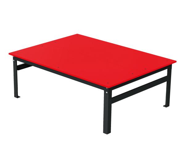 SCT-TS02 バンキャビネット(テーブル)【ジェフコム】