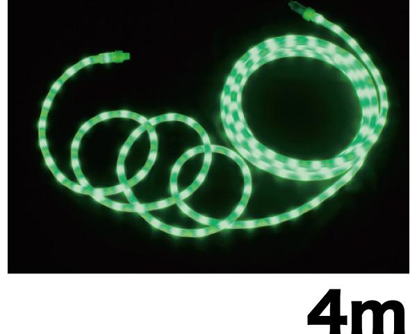 PR-E340W-04GGLEDソフトネオン(乳白ロッドタイプ・40mmピッチ)【ジェフコム】