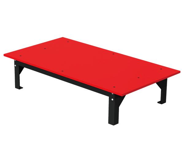 SCT-T11 バンキャビネット(テーブル)【ジェフコム】