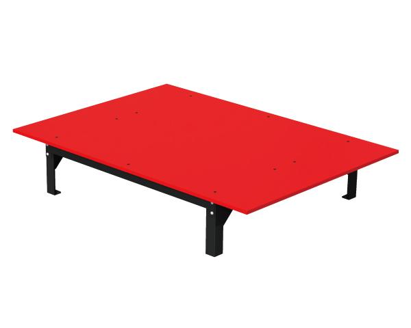 SCT-T09 バンキャビネット(テーブル)【ジェフコム】