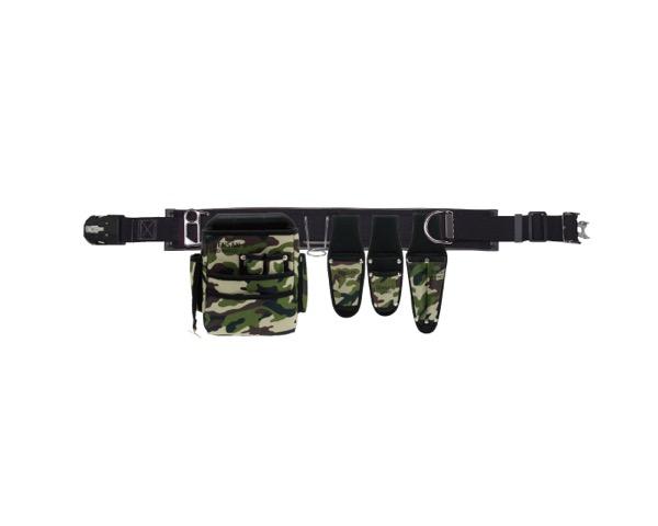 NDS-97CC-SET腰道具セット(迷彩カラータイプ)【ジェフコム】