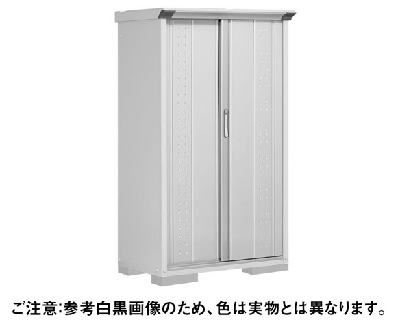 GP-95BFDB小型収納庫920×530×1600 扉DB色【田窪工業所】