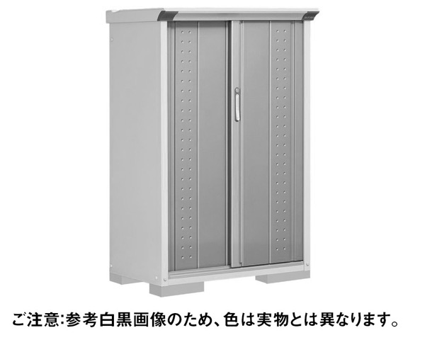 GP-95CFMW小型収納庫920×530×1400扉MW色【田窪工業所】